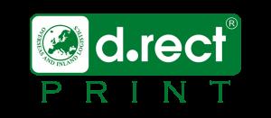 logo marki d.rect print