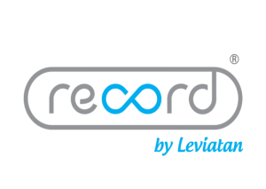 logo record by leviatan